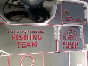 Ballast Point logo SeaDek